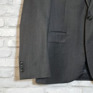Kenneth Cole Suits & Blazers - Kenneth Cole Charcoal Wool Sport Coat